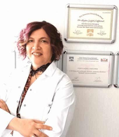 Uzm. Dr. Ayşen Sağdıç Coşkuner