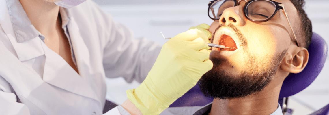 Diş ve Diş Eti Sağlığı İçin Diş Dolgusu