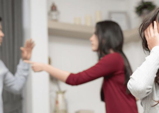 Aile İçi Şiddet Çocukları Etkiliyor. Psikolojik Destek