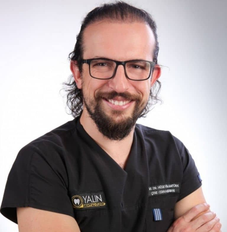 Dr Dt Hüseyin Aslantürk