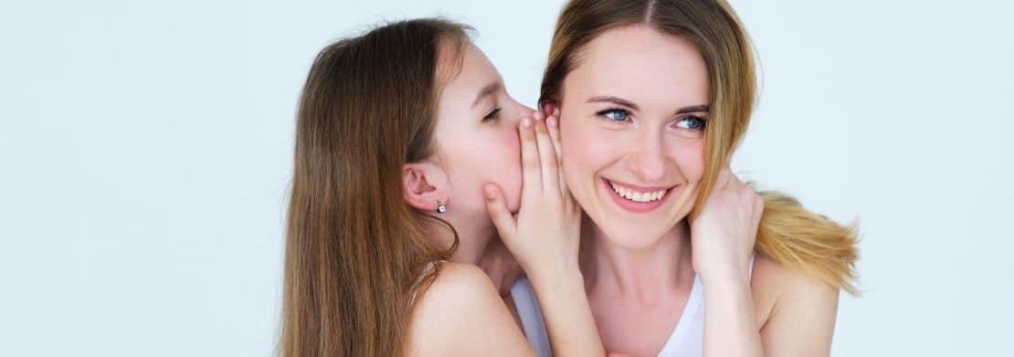 çocuklarla doğru iletişim için dinleyeyin